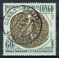 Congo (Brazzaville), Old Money, 60f., 1975, VFU - Congo - Brazzaville
