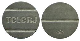 05002 GETTONE TOKEN JETON BRAZIL TELEFONO TELEPHON TOKEN TELERJ - Tokens & Medals