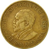 Monnaie, Kenya, 5 Cents, 1970, TTB, Nickel-brass, KM:10 - Kenya