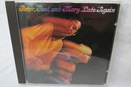 """CD """"Peter, Paul And Mary"""" Late Again - Country & Folk"""