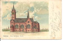 Zabrze / Neue Katholische Kirche - Pologne