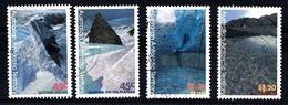 Terr.Antarq.Australien 1996 Mi.Nr: 106-109 Landschaften   Oblitèré / Used / Gebruikt - Oblitérés