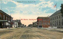 274551-South Dakota, Huron, Dakota Avenue, Business Section, 1915 PM, Bloom Bros No 965 - Verenigde Staten
