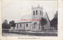 274559-South Dakota, Madison, Grace Episcopal Church - Etats-Unis