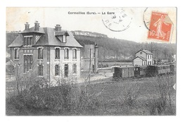 (21305-27) Cormeilles - La Gare - Frankreich