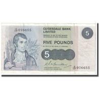 Billet, Scotland, 5 Pounds, 1979, 1979-01-31, KM:205c, TTB - Schotland