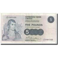 Billet, Scotland, 5 Pounds, 1975, 1975-01-06, KM:205c, TB - 5 Pounds