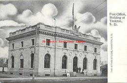 274577-South Dakota, Yankton, Post Office, Withee Studio - Etats-Unis