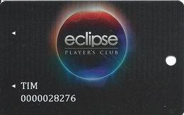 Prairie Sun & Prairie Moon Casinos - Miami, OK - Slot Card - Casino Cards