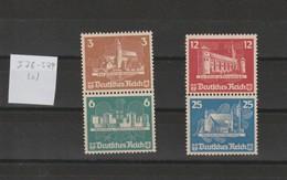 Deutsches Reich MNr. 576 - 579 (*) - Ungebraucht
