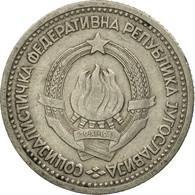 Monnaie, Yougoslavie, Dinar, 1965, TTB, Copper-nickel, KM:47 - Yugoslavia