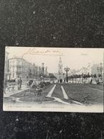 Anvers - Antwerpen // Avenue Et Gare Du Sud // 1904 - Antwerpen
