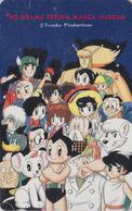 Télécarte Japon / 110-016 - MANGA - MUSEE TEZUKA MUSEUM - ANIME BD COMICS Japan Phonecard - 10721 - Comics