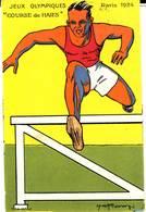 Jeux Olympiques Paris 1924 - Jeux Olympiques