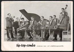 B7998 - Tip Top Combo - Autogrammkarte - Autographs