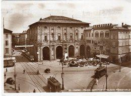 Parma - Piazza Garibaldi E Palazzo Podestarile - - Parma