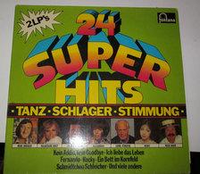 24 Super Hits (2 LP) - Disco, Pop