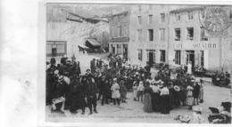 St Antheme Tir De Combat Concertsur La Place De L Aubepin - France