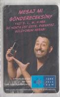 TURKEY 2007 MESAJ MI 50 UNITS USED PHONE CARD - Turquie