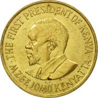 Monnaie, Kenya, 5 Cents, 1975, TTB, Nickel-brass, KM:10 - Kenya