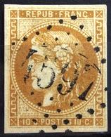 GC 4597 Sur 43A - MORTAGNE-NORD - NORD - Marcophilie (Timbres Détachés)