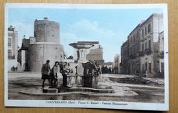 H 5033 CARTOLINA Di  CONVERSANO BARI  FORMATO PICCOLO VIAGGIATA - Bari