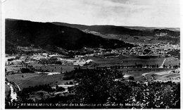 Remiremont - Vallée De La Moselle Et Vue Sur La Madeleine - Remiremont