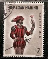 SAINT MARIN     N°   511   OBLITERE - Saint-Marin
