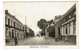 Oosterzeele - De Keiberg - Animée Huis Van Commerce Beurms De Paepe Handelaar - Uitg. Duseuil Remi  - 2 Scans - Oosterzele