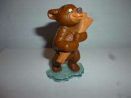 DG040 - Figurine Ours / Freres Des Ours/ Disney / Nestlé / 2003 - Disney