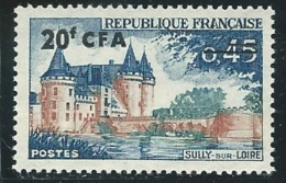 REUNION CFA: **, N° 352, TB - Unused Stamps