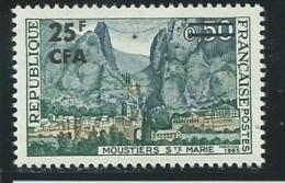REUNION CFA: **, N° YT 364, TB - Reunion Island (1852-1975)