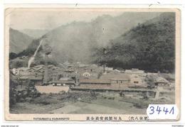 3441  AK/PC/CPA  JAPON YATSUSHIRO KUMAMOTO  TTB - Giappone