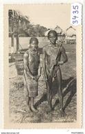 3435  AK/PC/CARTE PHOTO VIET NAM LES MOIS A BIENHOA COUPLE  POSE D UNE FEMME NUE AU TRAVAIL NC  TTB - Vietnam