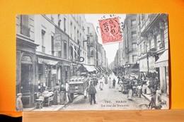 Paris - La Rue De Vanves - Arrondissement: 14