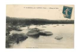 Le Sidobre , Près Castres - L'étang De Merle - 110 - Castres