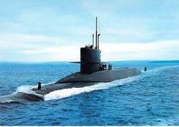 29 - Brest - Base Navale Sous-Marin Nucléaire Lanceur D'engins. 1975 - Sous-marins