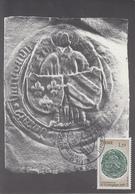 Carte  Maximum  1er  Jour   FRANCE    Rattachement  De  La   BOURGOGNE     DIJON   1977 - Cartes-Maximum