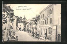 AK Valangin, Pension Du Chateau, Sejour De Campagne - NE Neuchatel