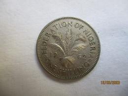 Nigeria: 1 Shilling 1962 - Nigeria