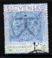 Slowakije, Yv 675 Jaar 2015, Hogere Waarde, Gestempeld, Zie Scan - Slovaquie