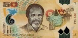 PAPUA NEW GUINEA P. 32b 50 K 2012 UNC - Papouasie-Nouvelle-Guinée