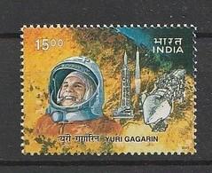 India  Scott 1889Manned Space Flight NH - Ungebraucht