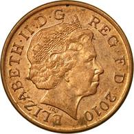 Monnaie, Grande-Bretagne, Elizabeth II, Penny, 2010, British Royal Mint, TTB - 1971-… : Monnaies Décimales