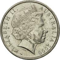Monnaie, Australie, Elizabeth II, 5 Cents, 2000, TTB, Copper-nickel, KM:401 - Monnaie Décimale (1966-...)