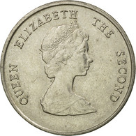 Monnaie, Etats Des Caraibes Orientales, Elizabeth II, 25 Cents, 1994, TTB - East Caribbean States