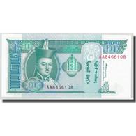 Billet, Mongolie, 10 Tugrik, KM:54, NEUF - Mongolie