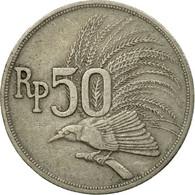 Monnaie, Indonésie, 50 Rupiah, 1971, TTB, Copper-nickel, KM:35 - Indonésie