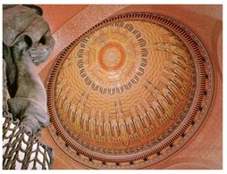 (357) Austalia - ACT - War Memorial Cupola In Hall Of Memory - Canberra (ACT)
