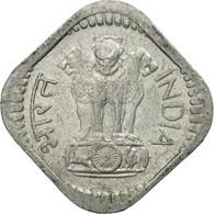 Monnaie, INDIA-REPUBLIC, 5 Paise, 1976, TTB, Aluminium, KM:18.6 - Inde